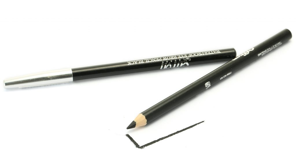 WaterProof Eye Brow Pencil Black #101