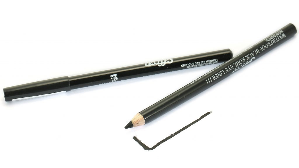 Waterproof Kohl Eyeliner Pencil - Black #111