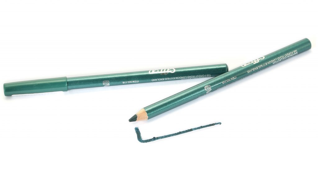 Soft Kajal Eyeliner Pencil - Forest Green #116