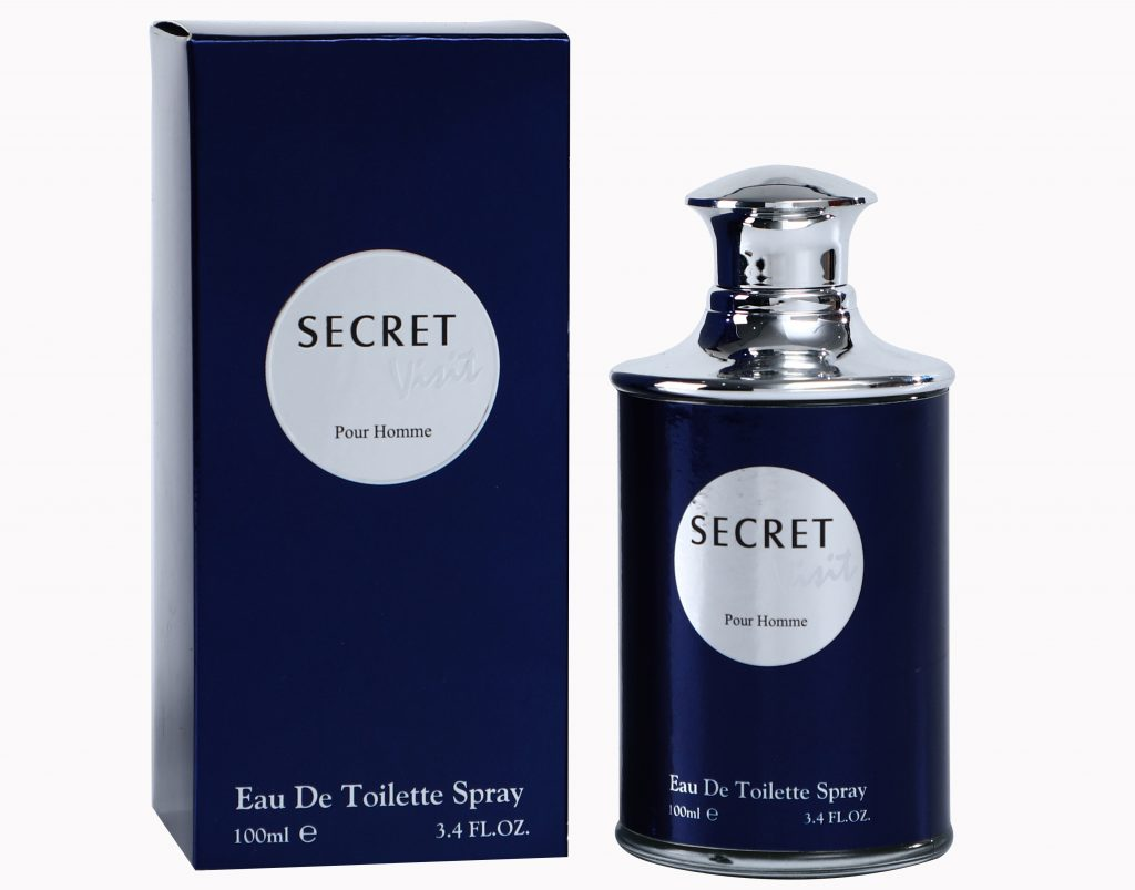 Secret Visit Eau de Toilette 100ml