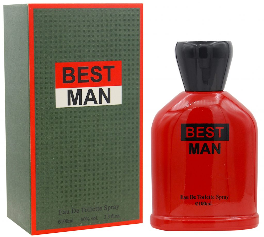 Best Man Eau de Toilette 100ml