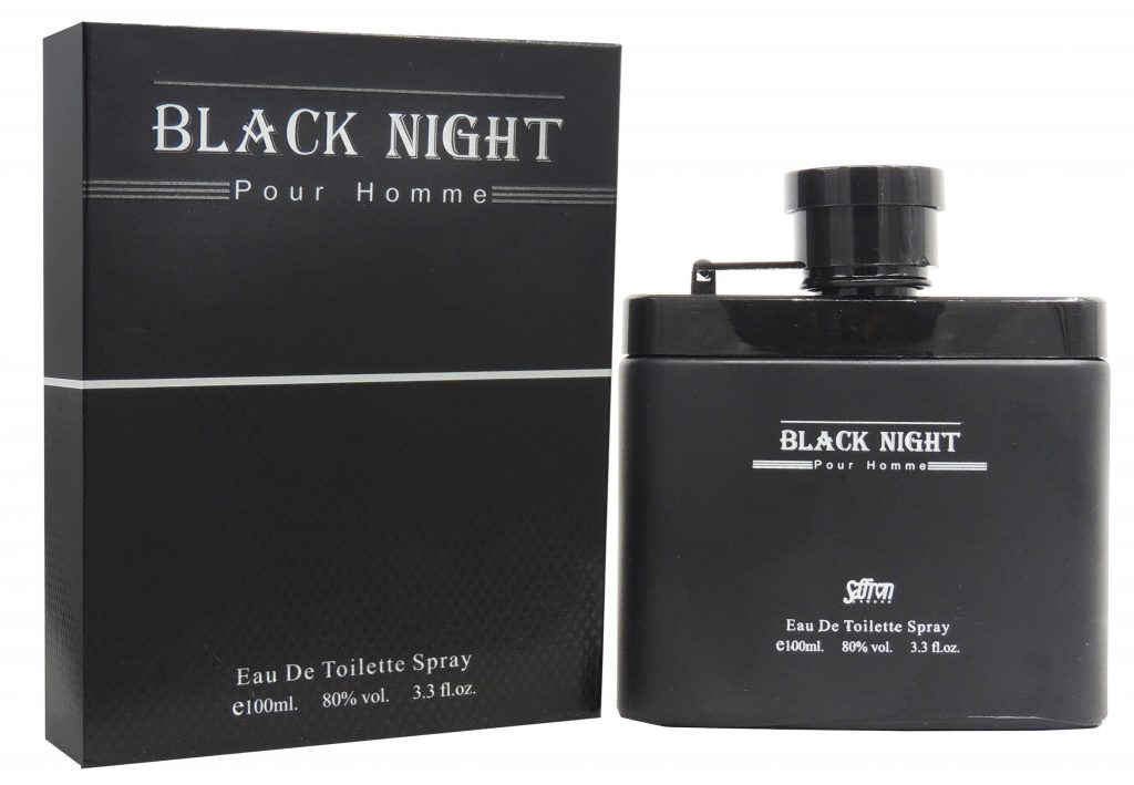 Black Night Eau de Toilette 100ml