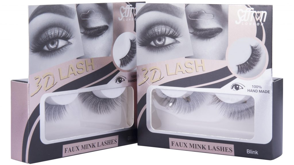 3D Faux Mink Eye Lashes - Blink