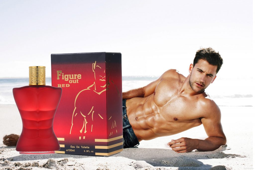 Figure Out Red Eau de Toilette 100ml
