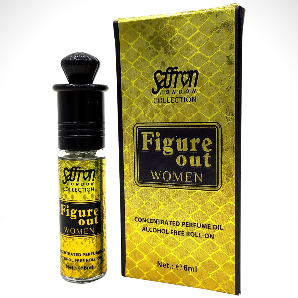 Figure Out Women Rollon Perfume Oil 6ml