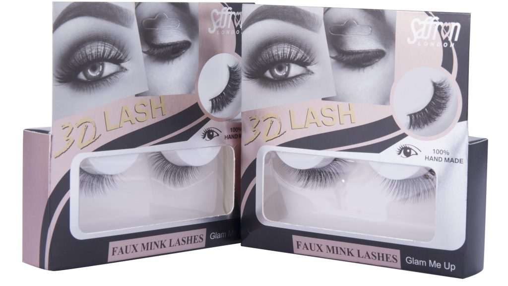 3D Faux Mink Eye Lashes - Glam Me Up