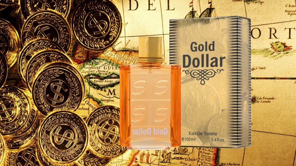 Gold Dollar Eau de Toilette 100ml