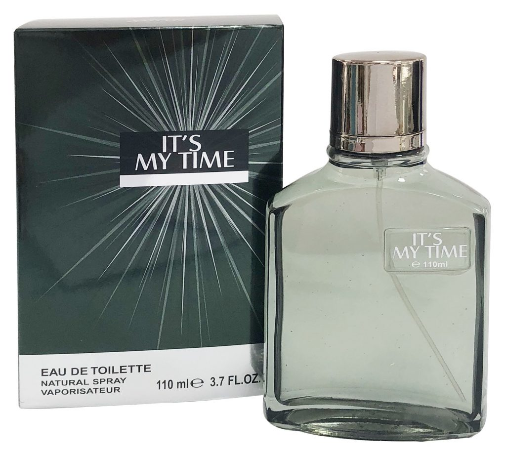 It's My Time Eau de Toilette 110ml