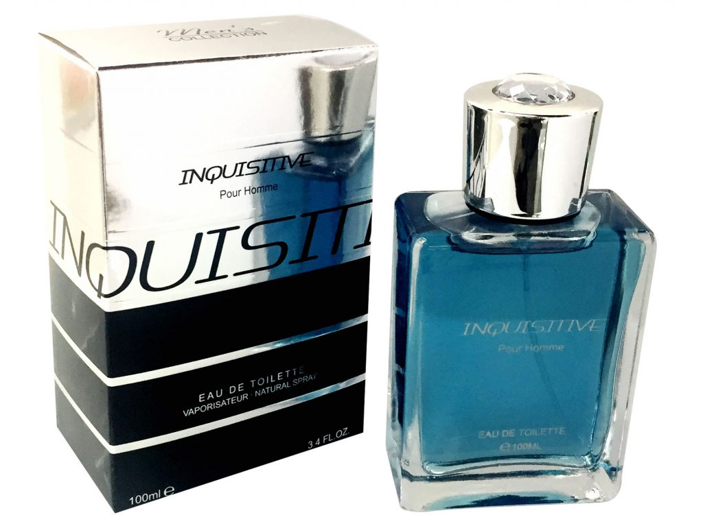 Inquisitive Man Eau de Toilette 100ml