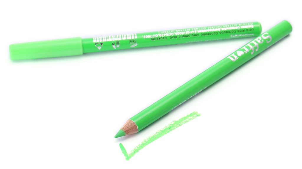 Neon Colour Lip/Eye Pencil - Green