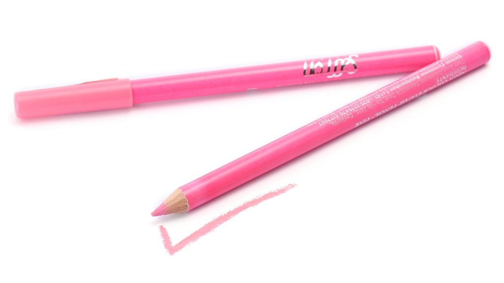 Neon Colour Lip/Eye Pencil - Pink