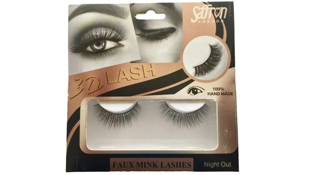 3D Faux Mink Eye Lashes - Night Out