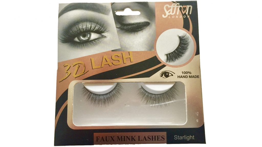 3D Faux Mink Eye Lashes - Starlight