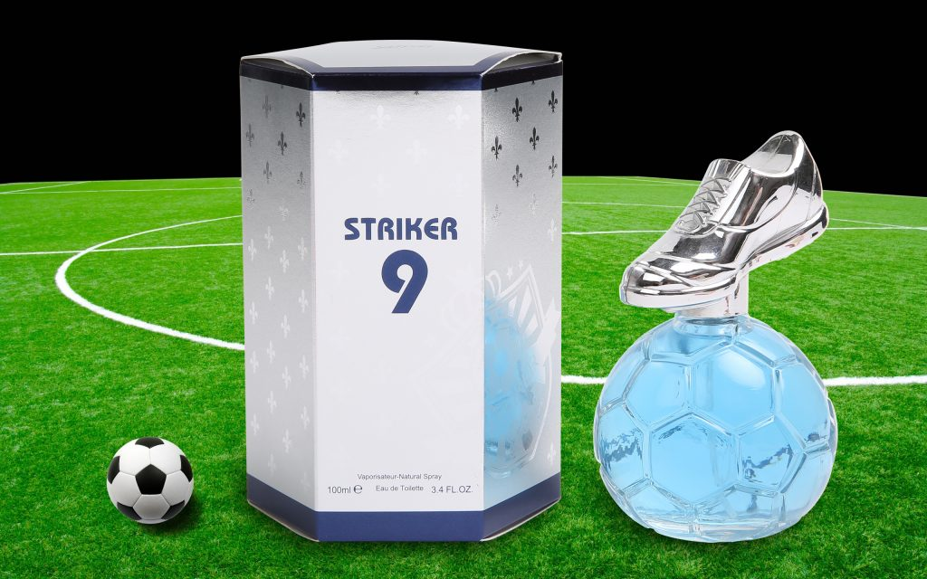 Striker 9 Eau de Toilette 100ml