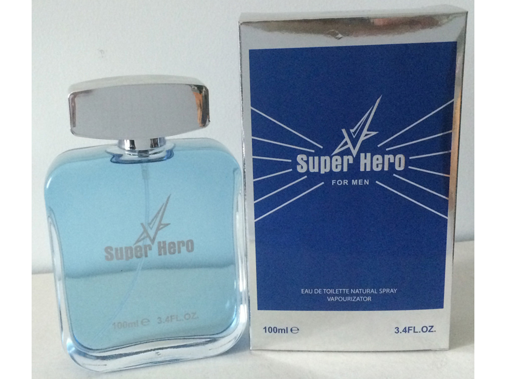 Super Hero Eau de Toilette 100ml