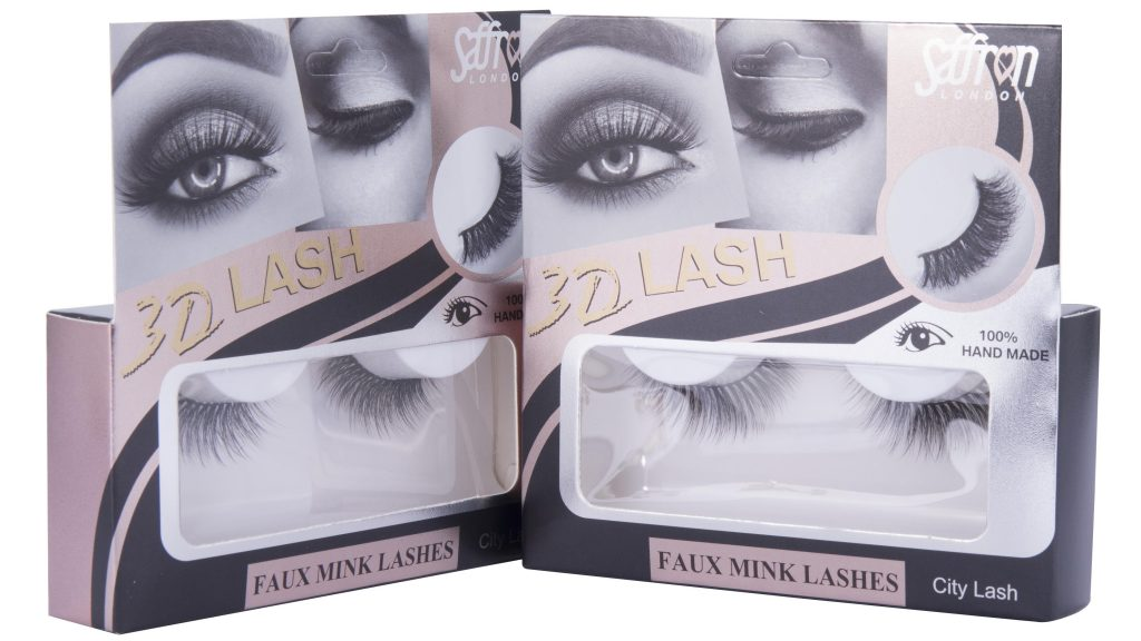 3D Faux Mink Eye Lashes - City Lash