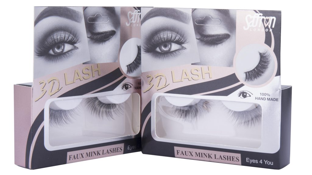 3D Faux Mink Eye Lashes - Easy 4 You