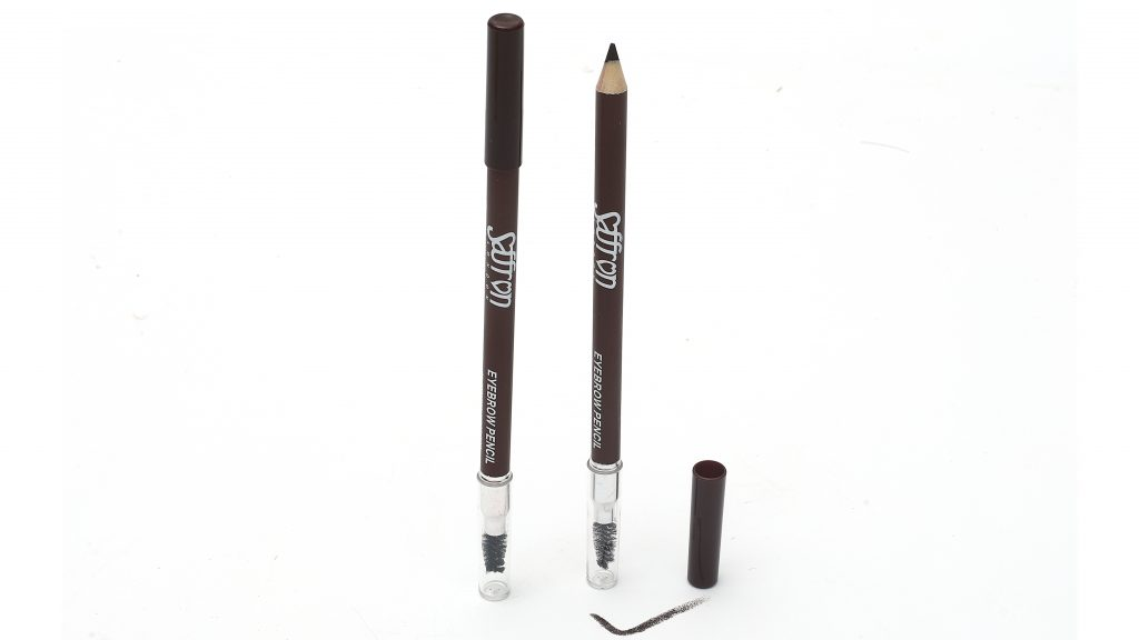 Eyebrow Pencil with Brush Dark Brown #082