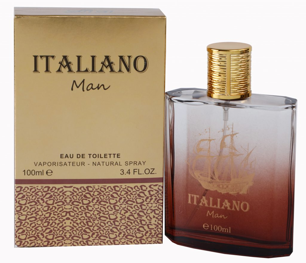 Italiano Man Eau de Toilette 100ml