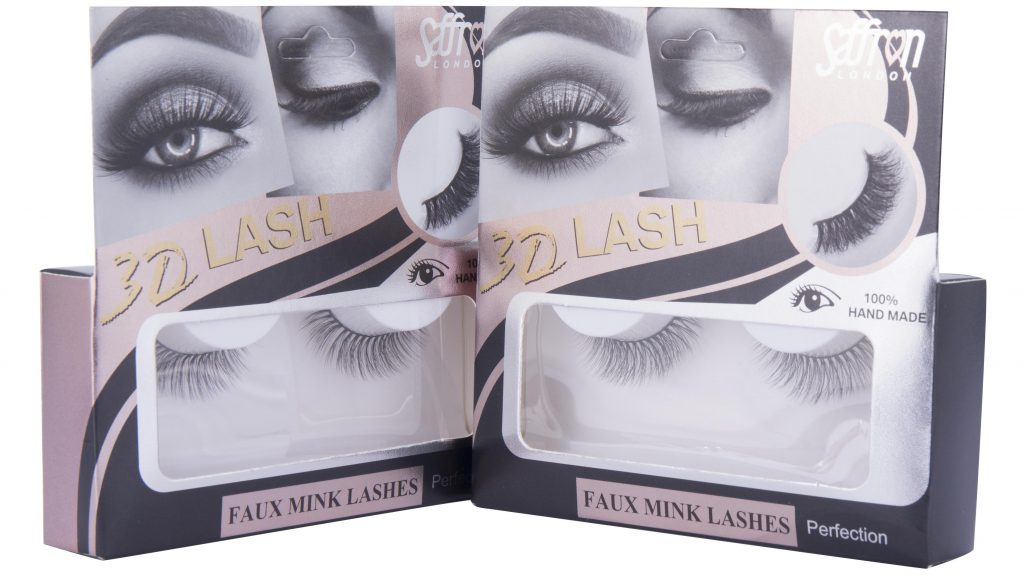 3D Faux Mink Eye Lashes - Perfection