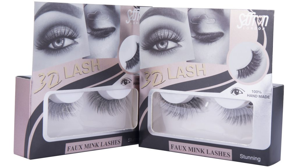 3D Faux Mink Eye Lashes - Stunning