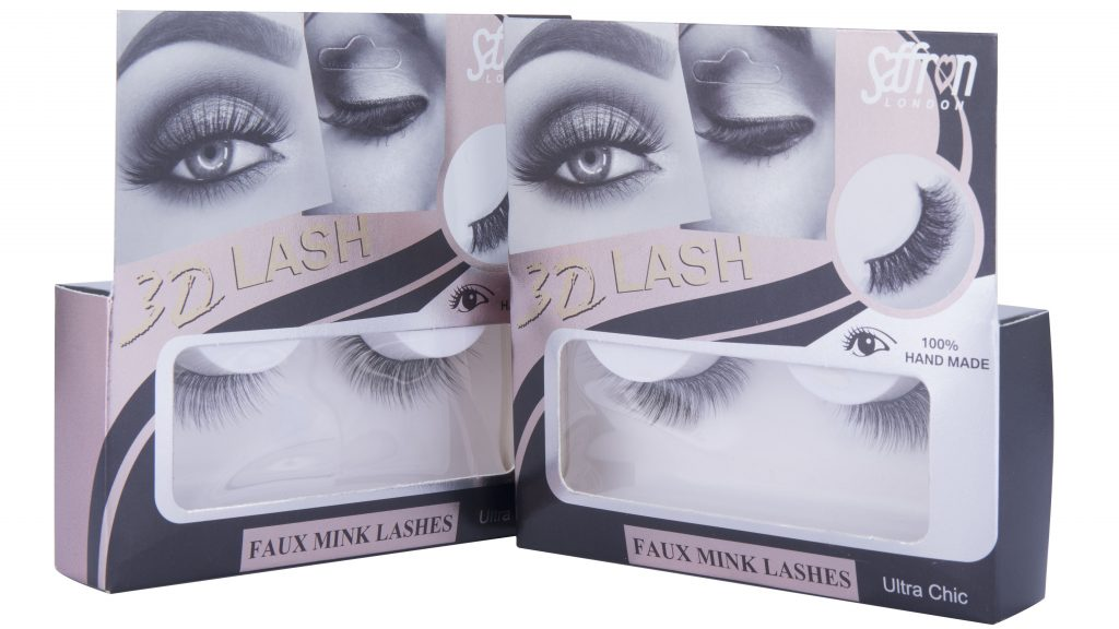 3D Faux Mink Eye Lashes - Ultra Chic